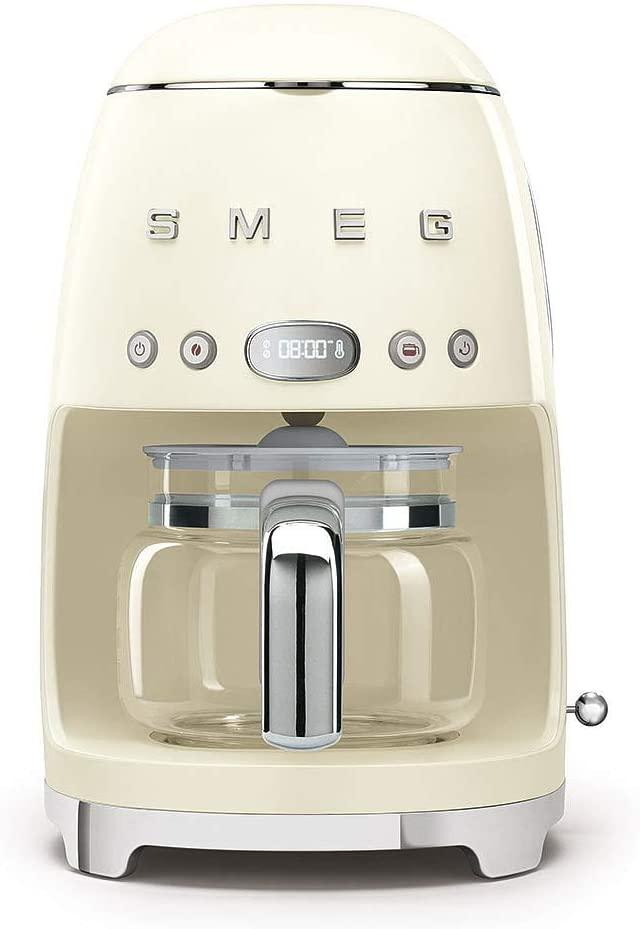 Smeg DCF02CRUK Drip Coffee Maker Machine
