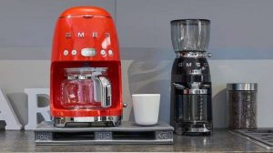 Smeg coffee maker reviews