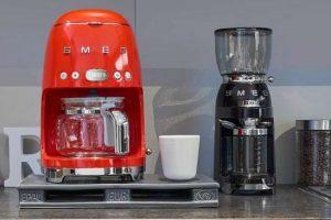 Smeg coffee maker reviews