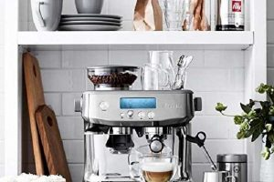 Breville Barista Pro Bes878 Review