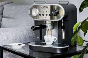 Gaggia Carezza Deluxe Espresso Machine Review