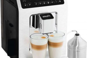 KRUPS Espresso Machine Reviews