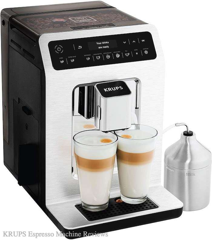 KRUPS Espresso Machine Reviews