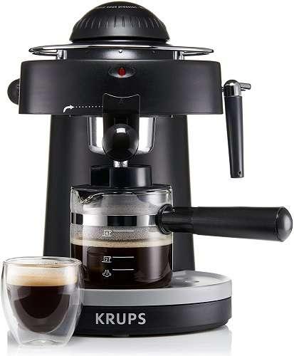 KRUPS XP100050 Steam Espresso Machine