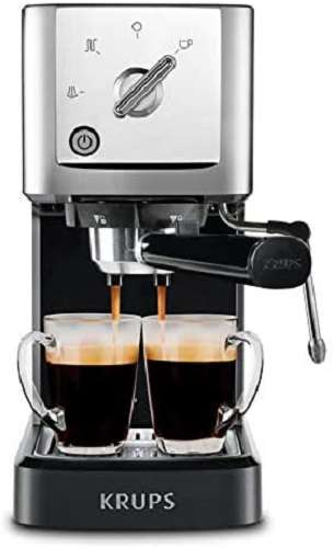 KRUPS XP344C51 Professional Espresso Coffee Maker