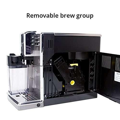 Key Features of Gaggia Anima Prestige Espresso Machine