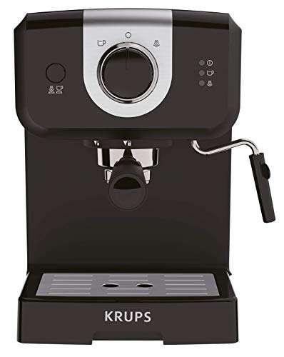 KRUPS XP3208 15-BAR Pump Espresso and Cappuccino Coffee Maker