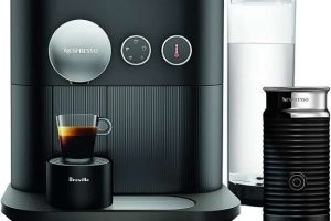Breville Nespresso BES750BLK Espresso Machine Review