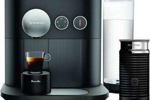 Breville Nespresso BES750BLK Espresso Machine Review