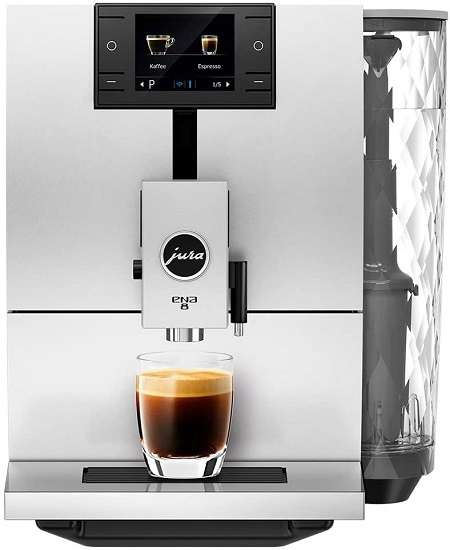 Jura ENA 8 Metropolitan Automatic Coffee Machine