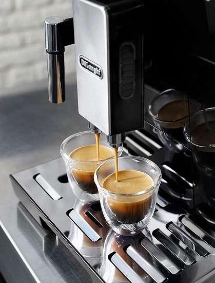 Key Features of DeLonghi Eletta Digital Super Automatic Espresso Machine