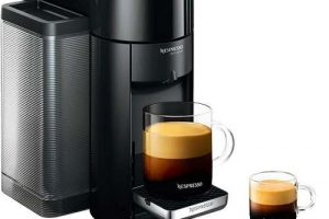 Nespresso GCC1-US-BK-NE Espresso Machine Review