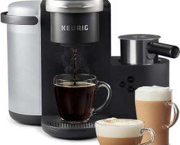 keurig k-cafe coffee maker review