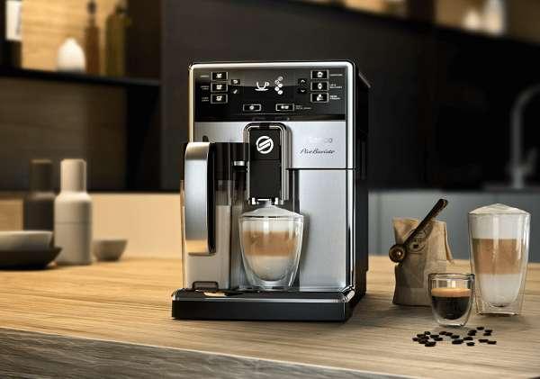Saeco Coffee Machine Troubleshooting