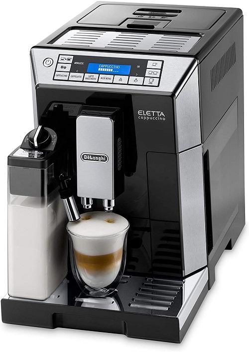 DeLonghi Eletta Magnifica Espresso Machine