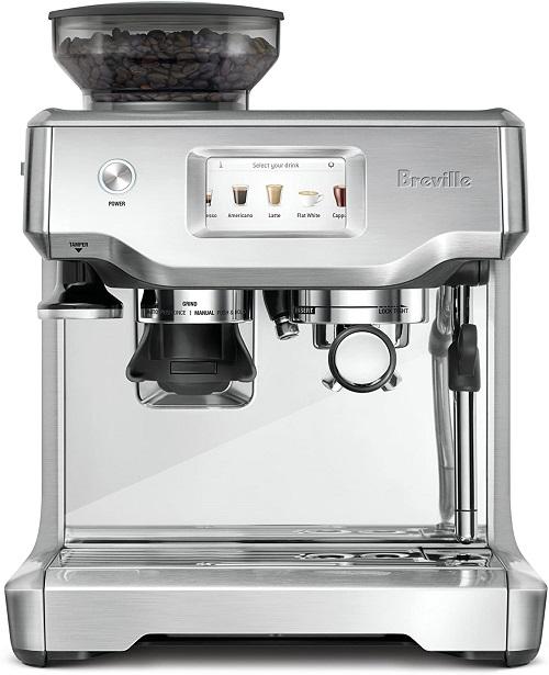 Breville BES880BSS Review