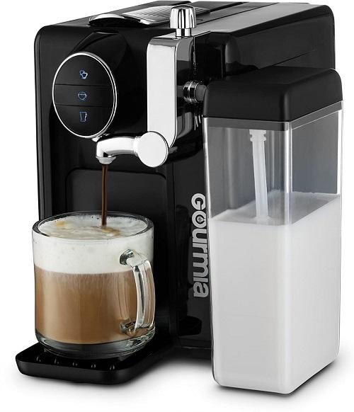 Gourmia GCM6500 Automatic Espresso Machine