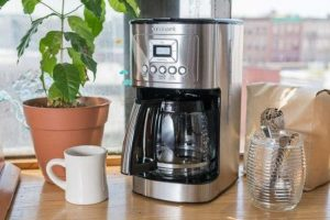 Cuisinart Coffee Maker Troubleshooting