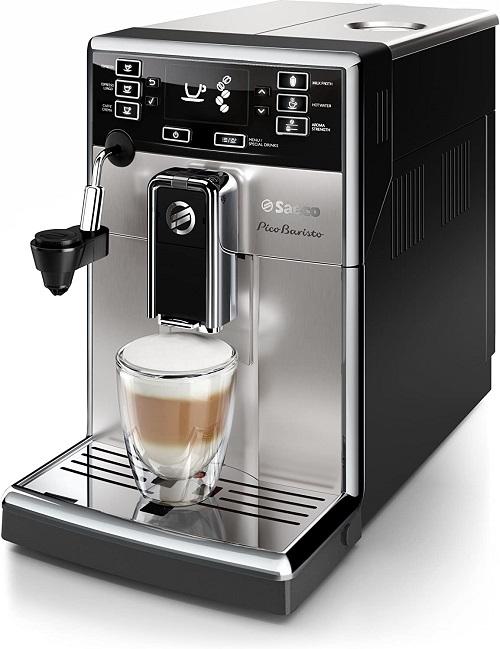 Saeco HD8924/47 PicoBaristo AMF Automatic Espresso Machine