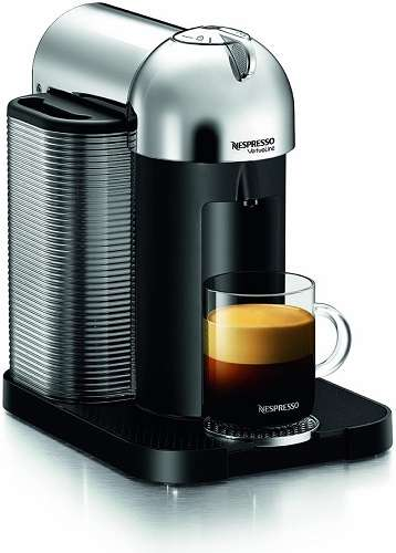 Nespresso GCA-1-US-CH-NE Espresso Latte Machine