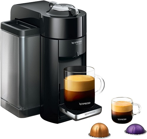 Nespresso GCC1-US-BK-NE Review