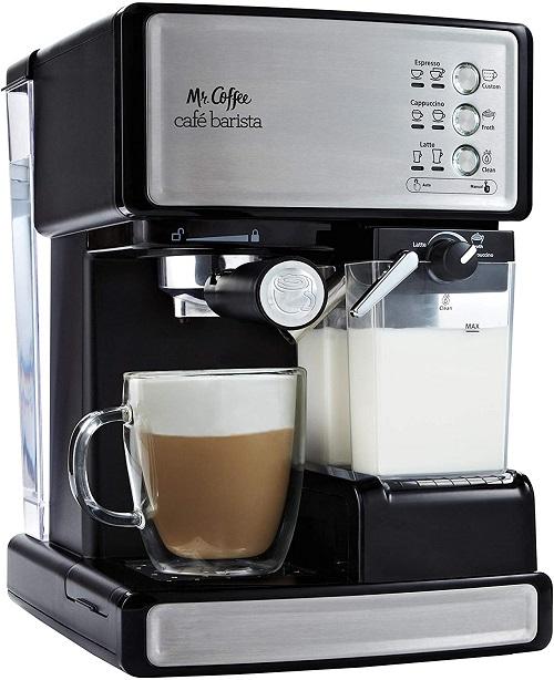 Mr. Coffee Espresso Machine
