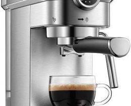 Brewsly CM6851 Espresso Machine Review