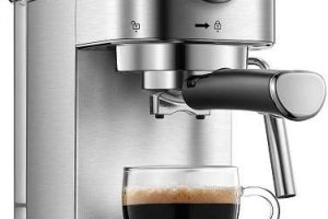Brewsly CM6851 Espresso Machine Review