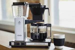 Technivorm Moccamaster 59616 KBG Review