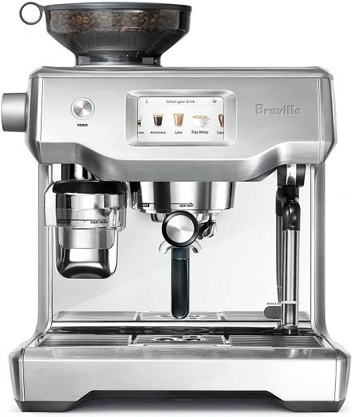 Breville BES990BSS Automatic Espresso Machine