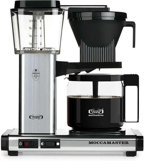 Technivorm Moccamaster 59616 KBG Coffee Maker