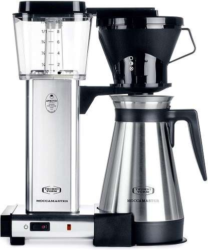 Technivorm Moccamaster CDGT 89912 Coffee Maker