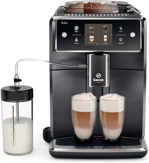 Saeco Xelsis SM7684 Espresso Machine