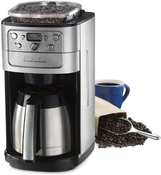 Cuisinart DGB-800 Burr Grind & Brew Automatic Coffeemaker