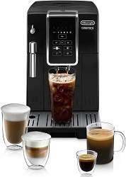 Compare Jura A1 and DeLonghi Dinamica Espresso Machine