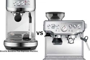 Breville Bambino Plus Vs Barista Express