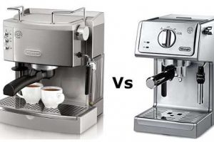 Delonghi ec702 vs ecp3630