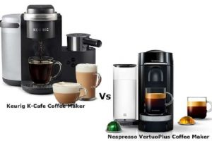 Keurig K Cafe Vs Nespresso