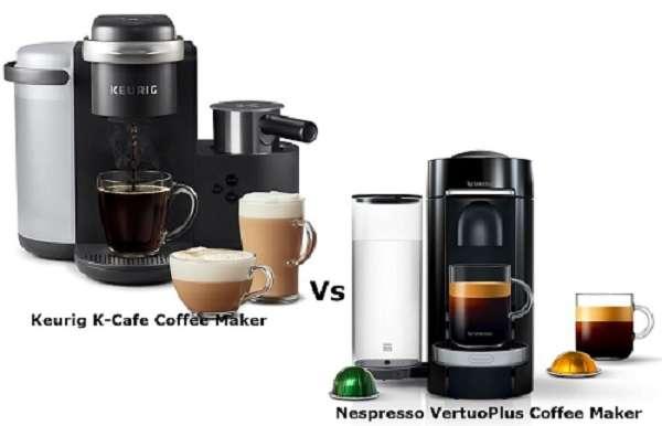 Keurig K Cafe Vs Nespresso - Why Nespresso Is Better?
