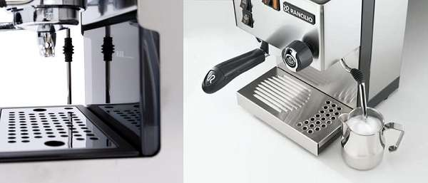 What is the Differences Between the Gaggia classic pro vs Rancilio Silvia