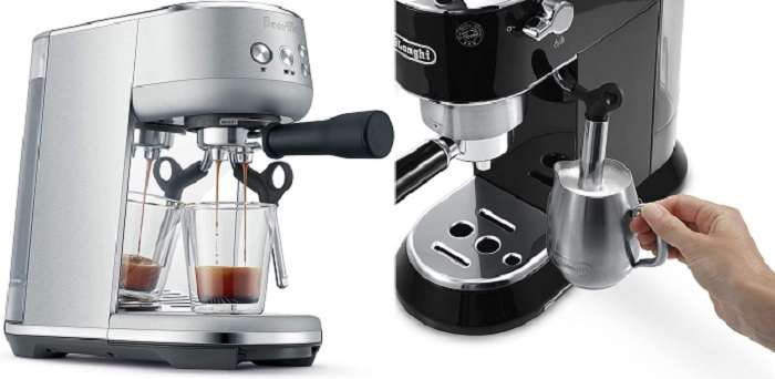 What Are Similarities and Differences of Breville Bambino vs Delonghi Dedica