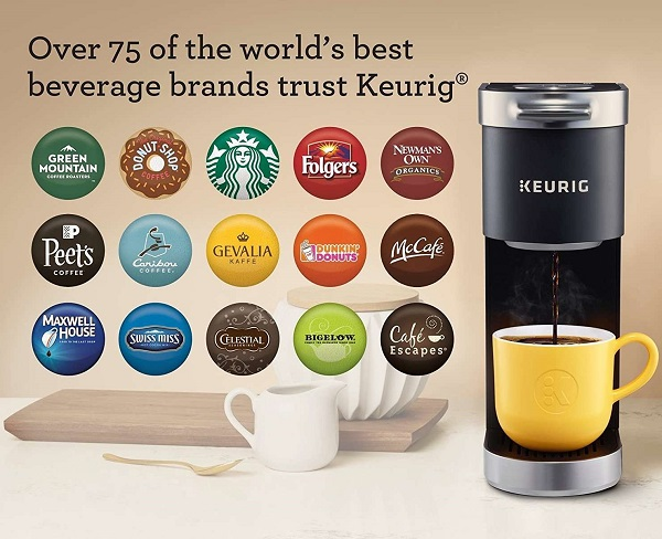 What is the Differences between Keurig mini vs mini plus Coffe Maker