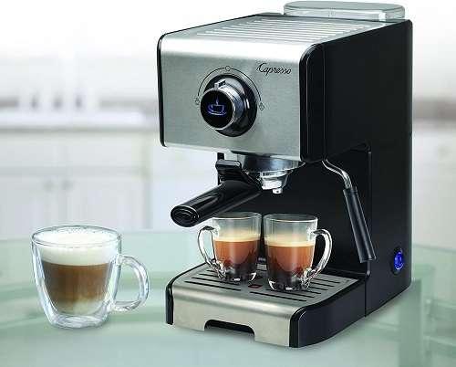What Users Are Saying About Capresso EC300 Cappuccino Espresso Machine
