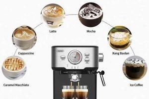 Gevi 5403 Espresso Machine Reviews