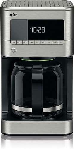 Braun KF7170SI Coffee Maker