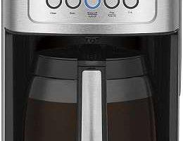 Cuisinart DCC-3200P1 Review
