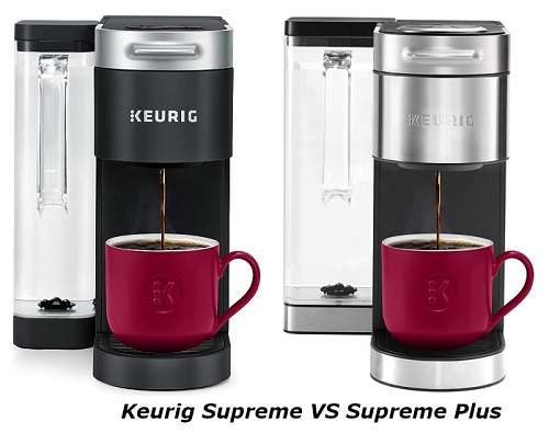 Keurig supreme vs supreme plus – Which is best and why?