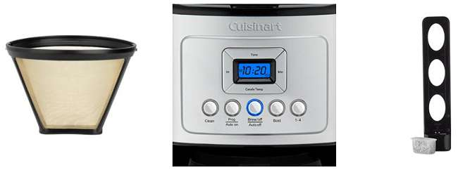 What is the Key Features Of Cuisinart DCC-3200P1 Coffee Maker
