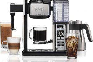 Key Features of Ninja Coffee Bar CF097