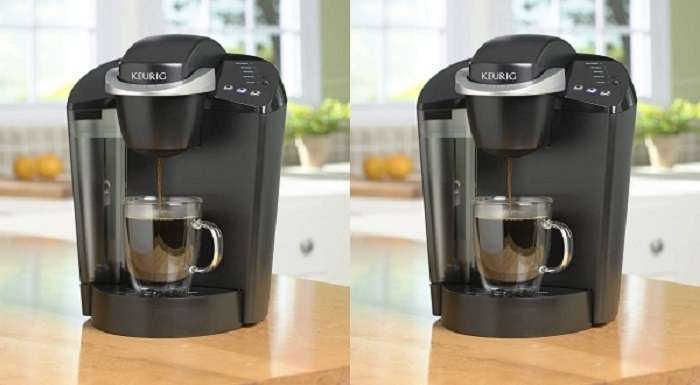 What is the difference between Keurig K50 and K55